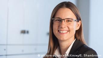 Katrin Suder Staatssekretärin für Rüstungsfragen im Verteidigungsministerium