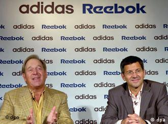 adidas reebok merger With the merger, adidas-salomon will strengthen its position on the us market,  adidas/reebok will become quite close to nike, the world leader in sports,.