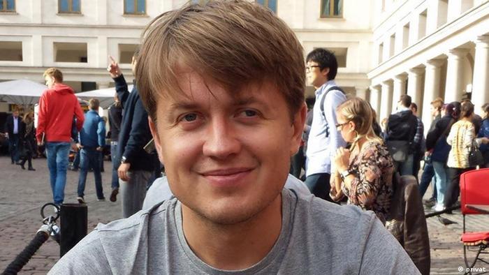 Андрій Герус (фото з архіву)