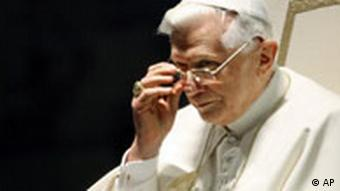 pope and german sex scandel