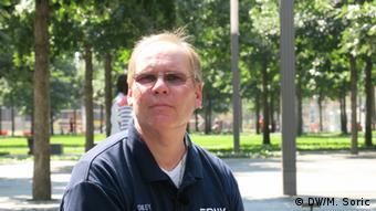 Gary Smiley aún lucha contra las secuelas del 11-S