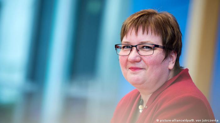 Iris Gleicke, Parlamentarische Staatssekretärin im Bundeswirtschaftsministerium und Beauftragte für Tourismus