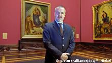 Hartwig Fischer, Generaldirektor der Sächsischen Kunstsammlungen Dresden