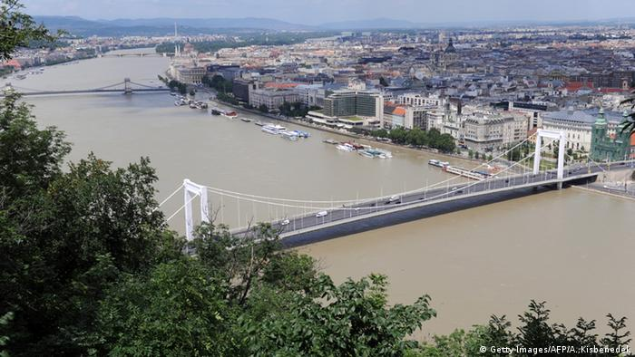 Blick auf Budapest. Foto Getty Images
