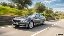 Vorschaugalerie auf die IAA 2015 BMW 7er