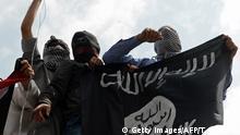 Islamischer Staat Terrormiliz IS