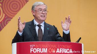 Berlin 15th International Economic Forum on Africa