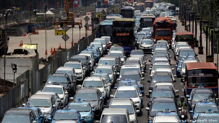 Indonesische Konjunkturabschwächung