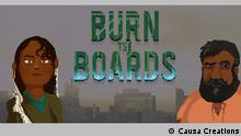 Causa Creations Spiel Burn The Boards