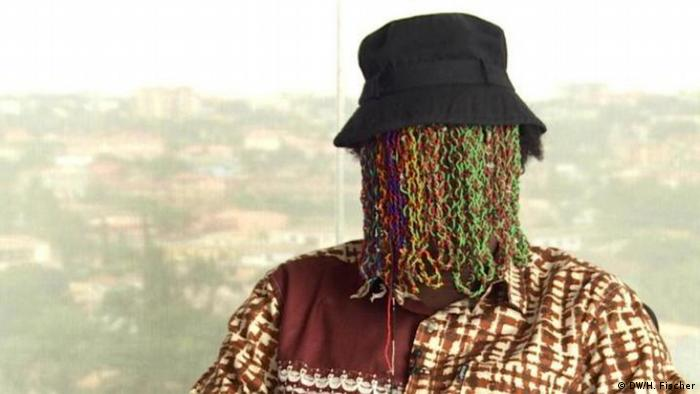 Ghana Anas Aremeyaw Anas Undercover-Journalist