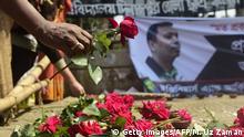 Symbolbild Bangladesch Verhaftung nach Ermordung von US-Blogger