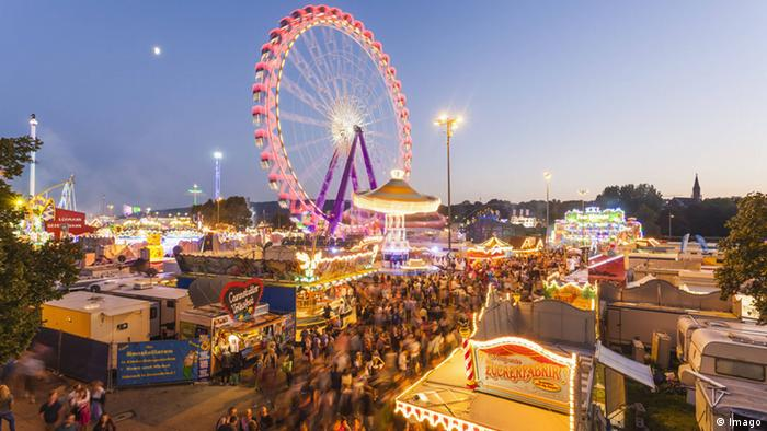Stuttgart Cannstatter Volksfest