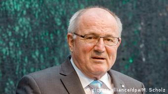 Alman Çocuk Koruma Birliği Başkanı Heinz Hilgers