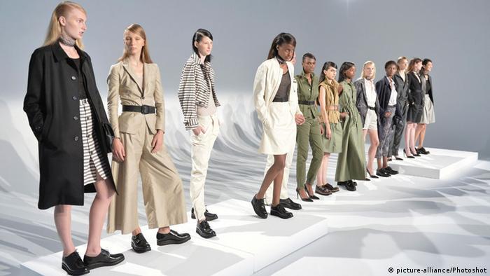 Bildergalerie New York Fashion Week 2015