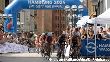 Hamburg Triathlon 2015