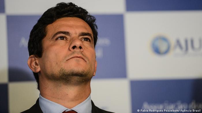 Sérgio Fernando Moro Bundesrichter Brasilien