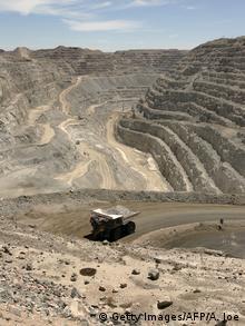 Indiens Einsatz in Afrika Uranium Mine in Namibia