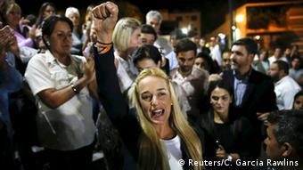 Tintori: Vivimos en dictadura.