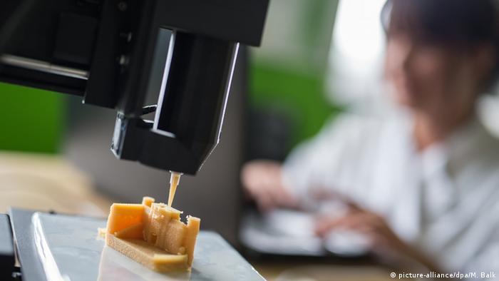 Deutschland BdT Lebensmittel 3D-Drucker