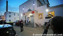 Bielefeld Vermummte greifen Moschee an