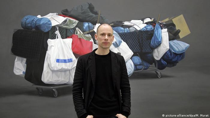 Bildergalerie Leipziger Schule Tim Eitel