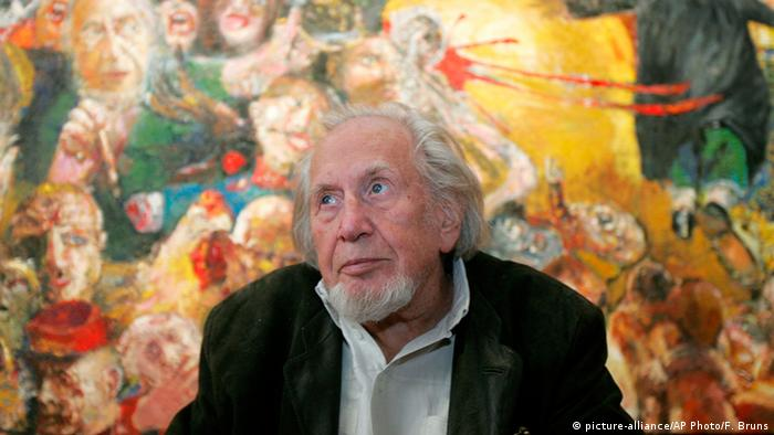 Bildergalerie Leipziger Schule Bernhard Heisig