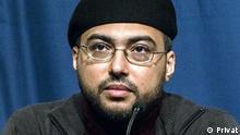 Iyad El-Baghdadi Palästinensischer Aktivist und Blogger