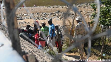 Grenze zwischen Haiti und Dominikanischer Republik