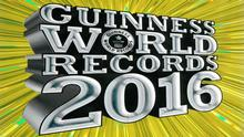 Guinness World Records 2016 Buchcover