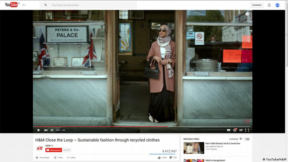 209985dd Fashion′s marketing to Muslim women draws ire in France | Lifestyle | DW |  29.04.2016