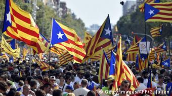 people at a demonstration Photo: GERARD JULIEN/AFP/Getty Images