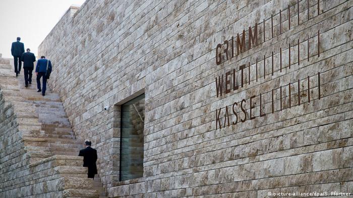 Museu Grimmwelt em Kassel