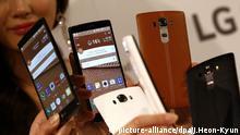 Bildergalerie Smartphones 2015