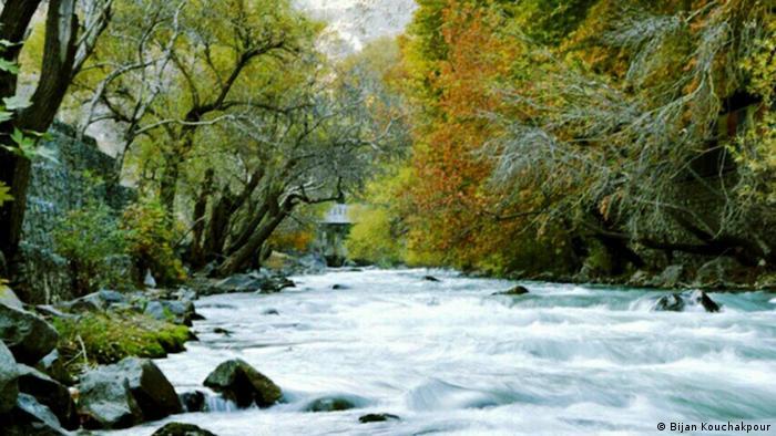 Iran Fluss