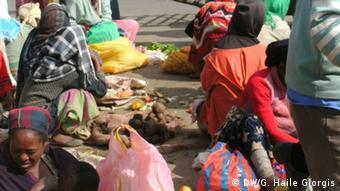Äthiopien Markt 2008