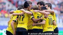 Fußball Bundesliga 4. Spieltag Hannover 96 - Borussia Dortmund