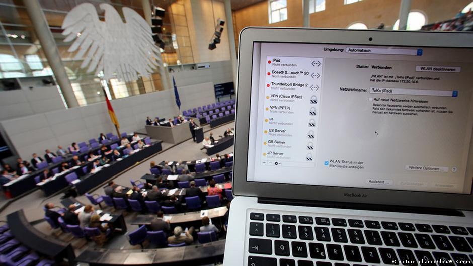 عقوبات أوروبية على مسؤولين روس بسبب قرصنة البرلمان الألماني