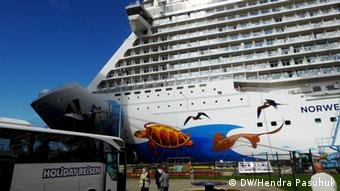 Meyer Werft in Papenburg DW Informationsreise