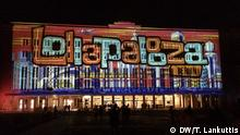 Lollapalooza Germany is a two-day music festival happening September 12 & 13, 2015 at the area of the former Flughafen Tempelhof, Berlin. Alle Rechte der Fotos liegen bei der DW, Fotografin ist Teresa Lankuttis.