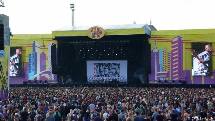 Deutschland Musikfestival Lollapalooza 2015