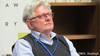 Директор польського Інституту книги Гжегож Гауден