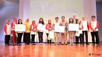 Indonesien Deutschlehrerverband Gewinner 2015
