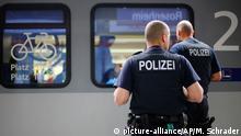 Deutschland Österreich Grenze Polizei Flüchtlinge