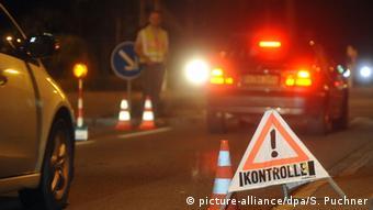 Grenzkontrolle Deutschland Österreich