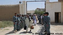 Afghanistan Gefängnis in Ghazni
