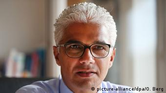 Deutschland Oberbürgermeisterwahl Ashok-Alexander Sridharan
