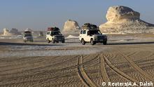 Ägypten Sicherheitskräfte töten versehentlich zwölf Touristen
