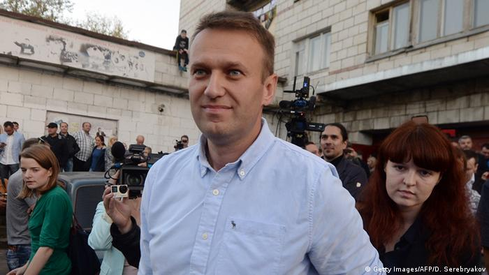 Alexei Nawalny (Foto: AFP PHOTO / DMITRY SEREBRYAKOV)