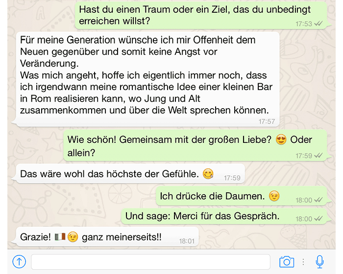 dating chat Gießen