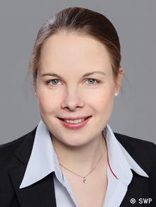 Dr. Alexandra Sakaki (Foto: SWP)
